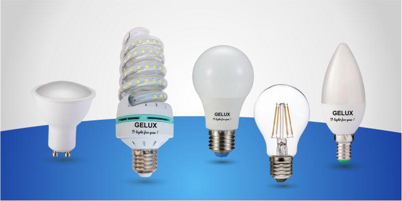 Surse de iluminat LED Gelor